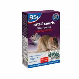 Appât Pâteux Rats & Souis -...
