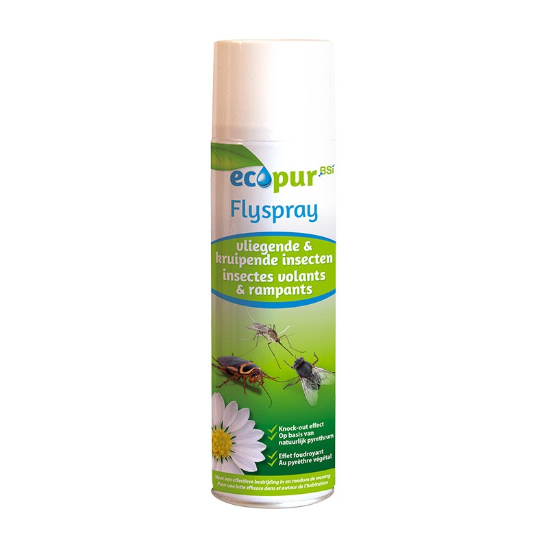 Aérosol contre les insectes